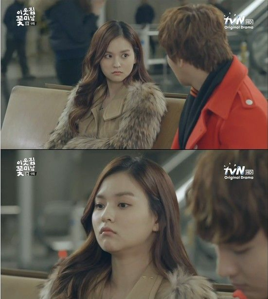 Yoon Seo Young in 'Flower Boy Nextdoor' Episode 9: Fur Sleeved Coat