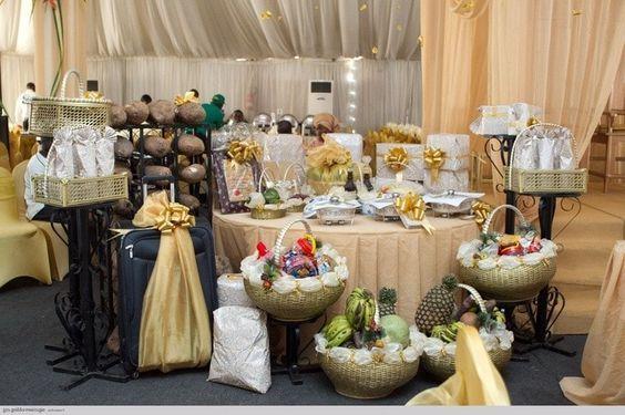 Customary Wedding Gift Amount: Best 25+ Nigerian Weddings Ideas On Pinterest