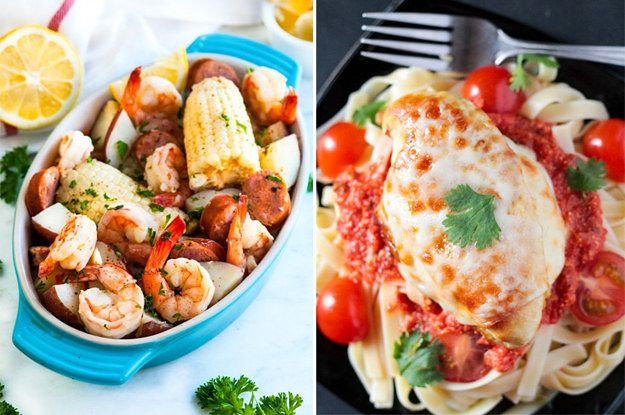 18 Delicious 20-Minute Dishes Perfect For Weeknight Dining