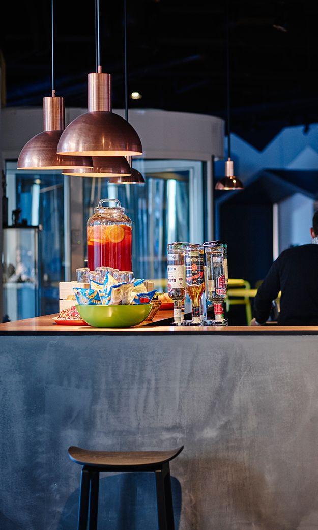 Trendy bar - Quality Hotel Høje Taastrup