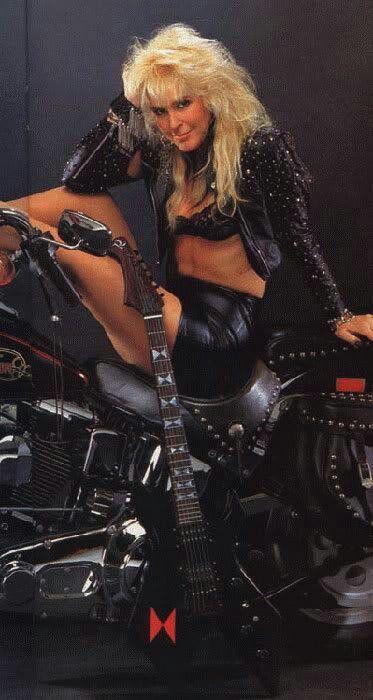 Lita Ford -Heavy Metal Queen!