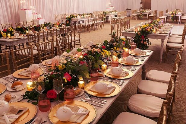 Vibrant Wedding at Finest Playa Mujeres in Cancun (Quetzal Photo)