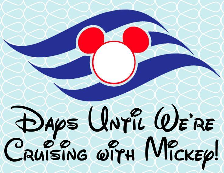 Disney Cruise Vacation Free Printable