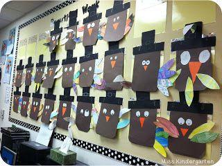 Miss Kindergarten: Thanksgiving