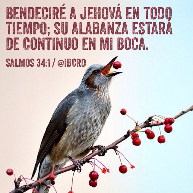 Salmos 34:1