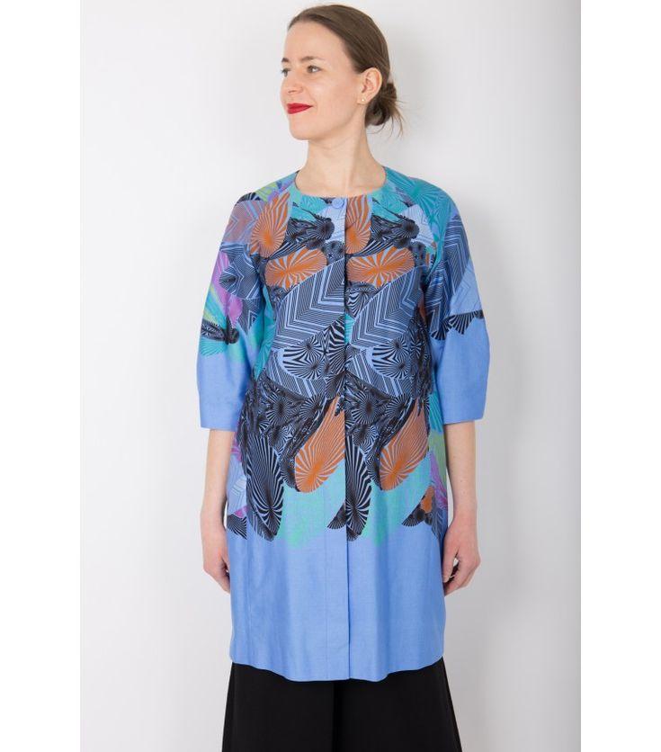 Marimekko Huikee Jacket Dress, 34 - WST