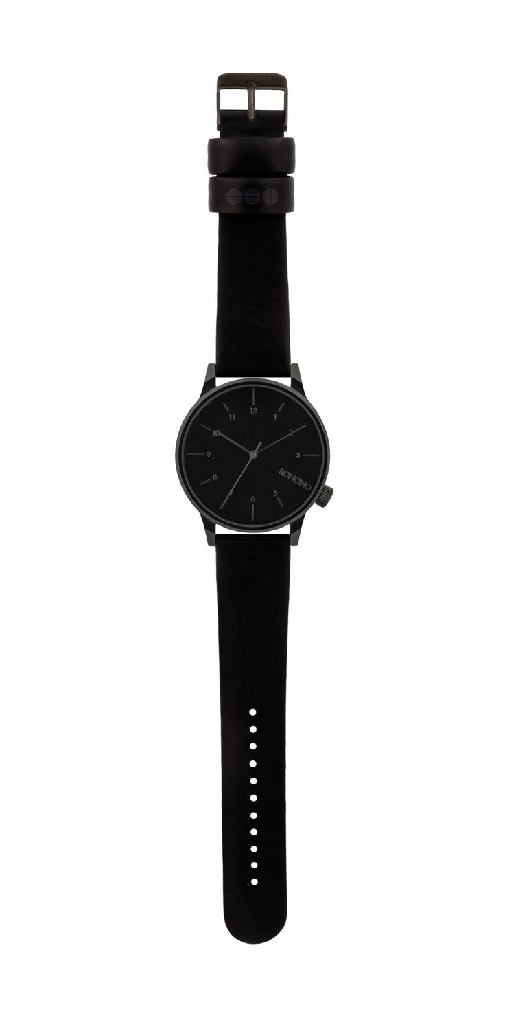 17 best ideas about all black watches black watches winston regal all black