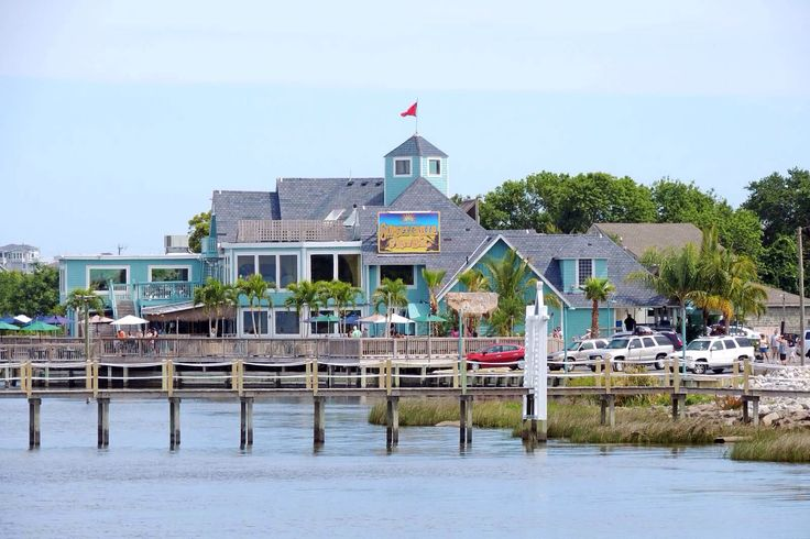 Sunset Grille and Raw Bar in Duck, Outer Banks, NC.