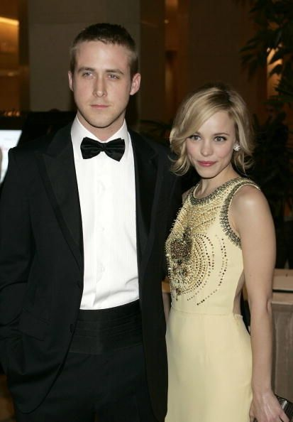 mcadams and gosling dating Ten years after the nicholas sparks film adaptation hit theaters, director nick cassavetes reflects on the film and working with then-emerging stars ryan gosling and rachel mcadams.