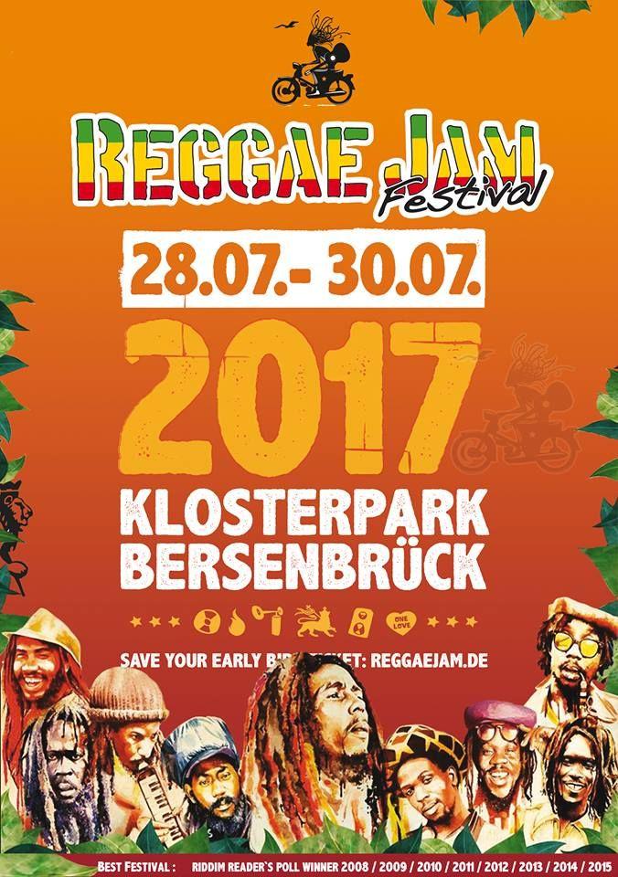 Reggae Jam Festival 2017  #Bersenbruck #germanfestival #Reggaefestival #ReggaeJam #ReggaeJamFestival2017 #summerfestival