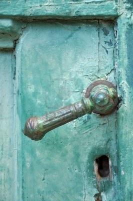 1000 id es sur le th me porte turquoise sur pinterest - Poignee de porte ancienne ...