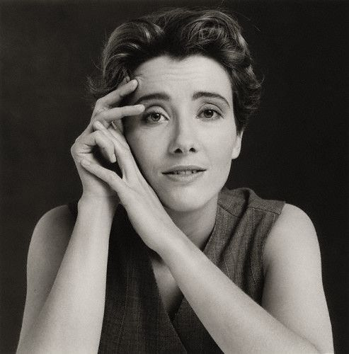 Emma Thompson. Favorite films: Much Ado About Nothing, Harry Potter, Sense and Sensibility, Stranger Than Fiction, Love Actually, Henry V, Last Chance Harvey, voice of Elinor in Brave.