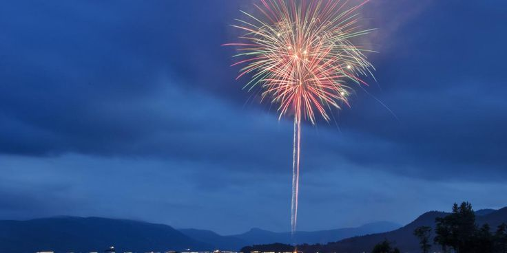 Booming Colors - Fireworks in the Lake George Area | Lake George, NY Official Tourism Site