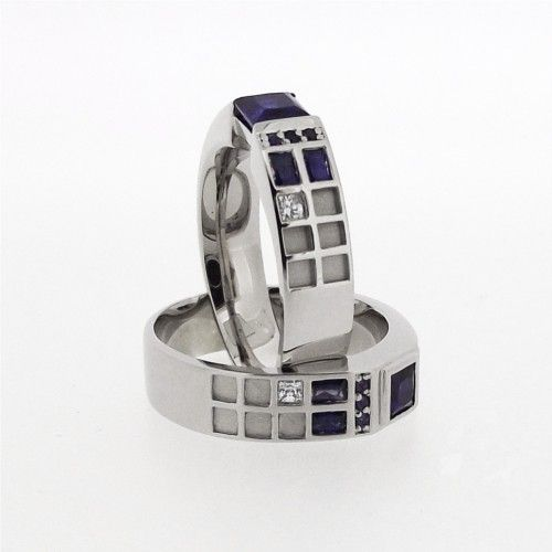 Creatively Cool Collection of Geek Wedding Rings - News - GeekTyrant