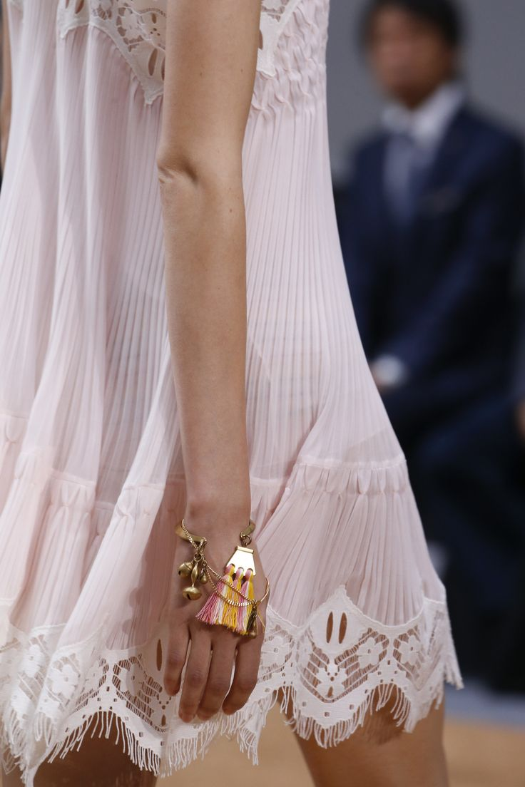 Chloé Spring 2016 Ready-to-Wear Accessories