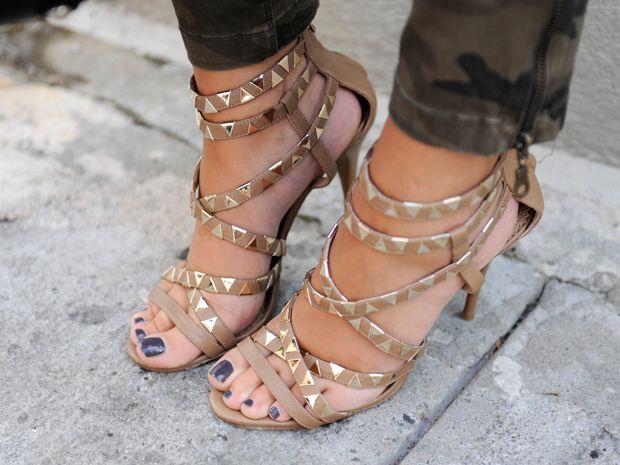 Kristina Lepore | Street Style Shoes | Everywhere