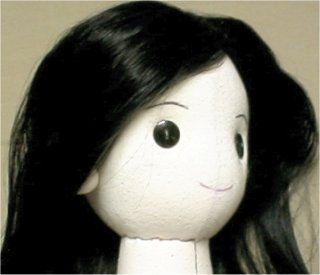 how to make a soft doll