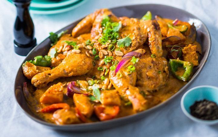 Chicken mafé