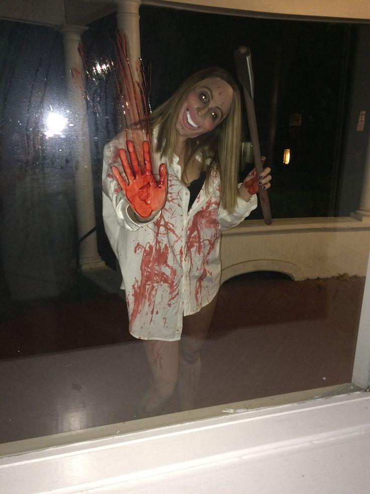 purge halloween costume