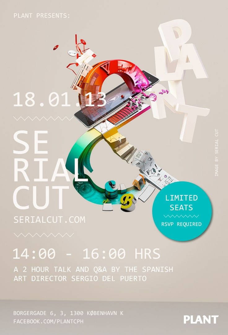 Poster design inspiration - Find This Pin And More On Affiches Posters By Arthurlucasfr