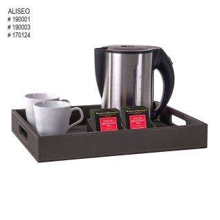 Aliseo fusion hotel tea kettle for project hotel