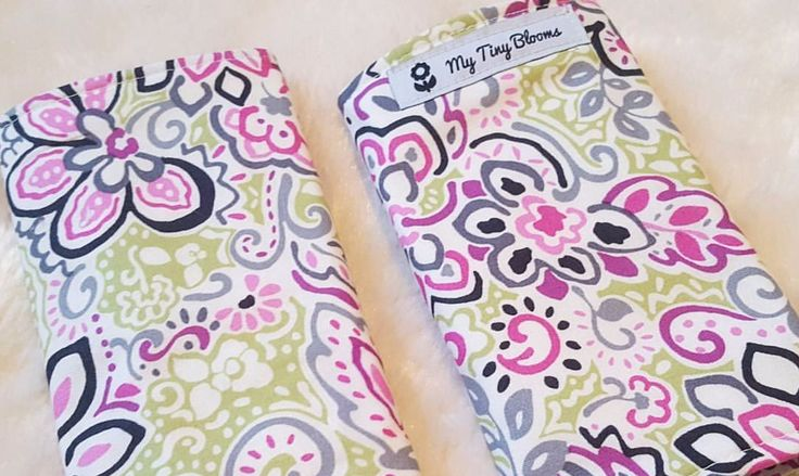 My Tiny Blooms Lillebaby Suck Pads