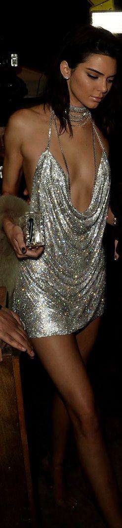 #KendallJenner - #partywear