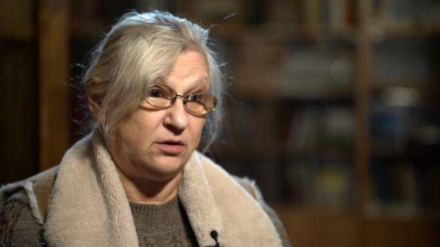 L'ethnologue Olga Murashko