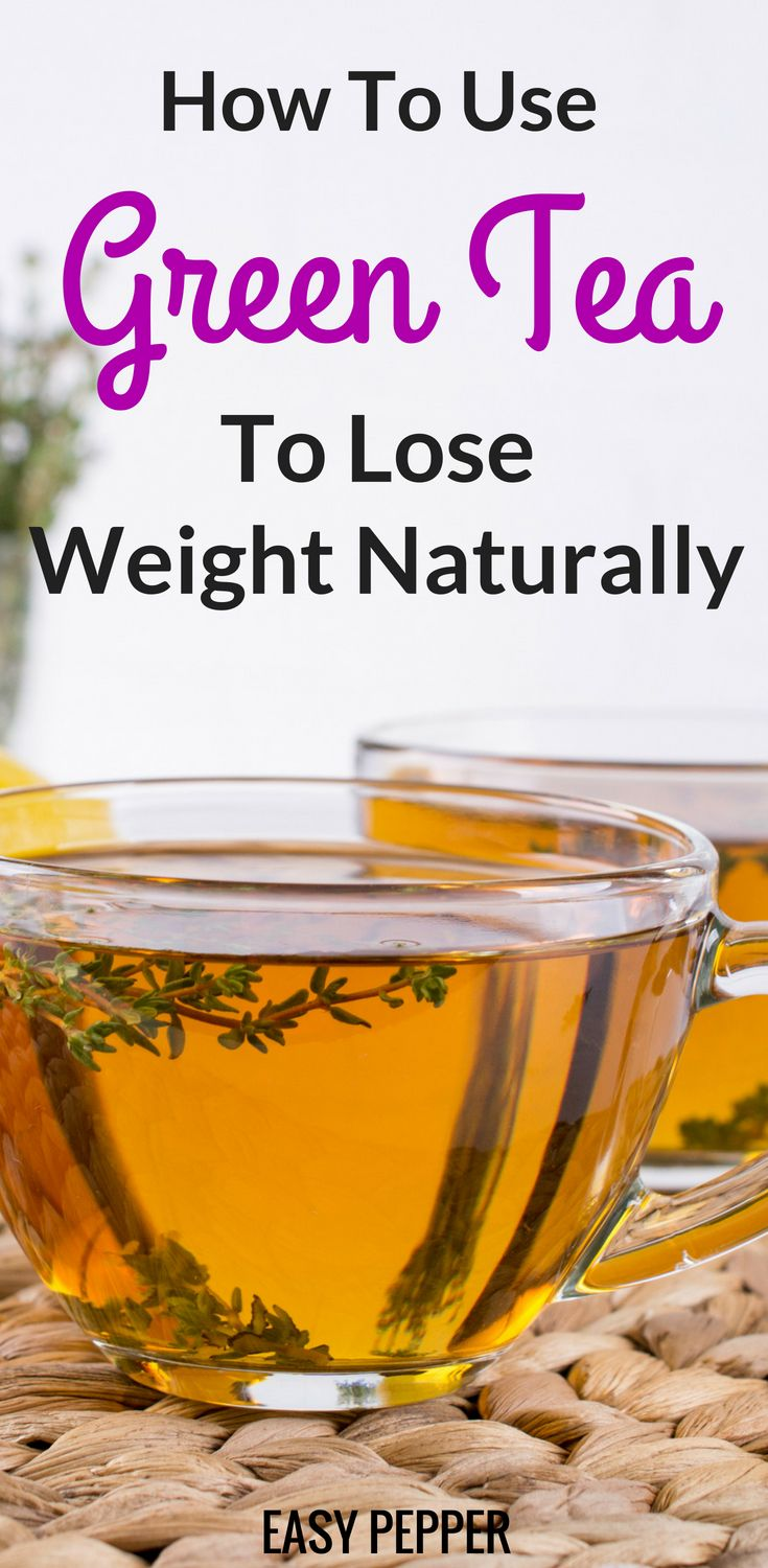 how to use green tea to lose weight naturally | weight loss tips