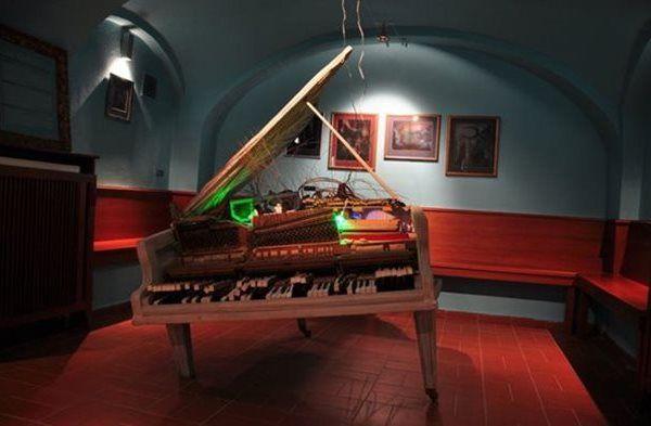 Jihlava - Gustav Mahler's house  Zie: www.mahler.cz