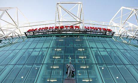 Old Trafford!