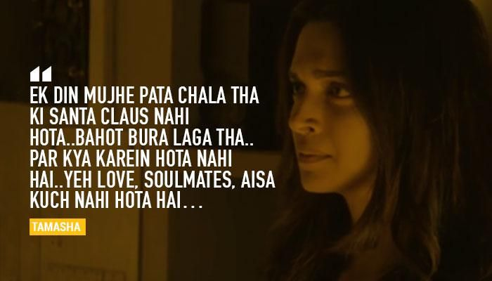 11 Unforgettable Deepika Padukone Dialogues That Prove She S The Queen Of Versatility Bollywood Quotes Deepika Padukone Quotes Dear Zindagi Quotes