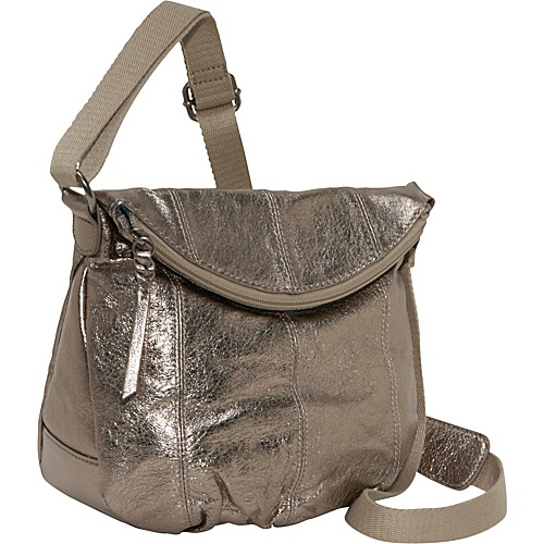 The Sak Deena Crossbody Flap - Pyrite Metallic - Yvonne's #shoes