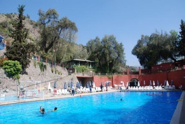Termas de Colina (Santiago, Chile) #sinbadtrips