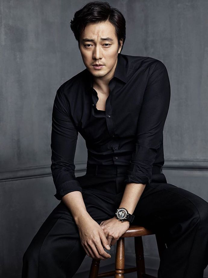 So Ji Sub for Archimedes Watch's S/S 2015 ads