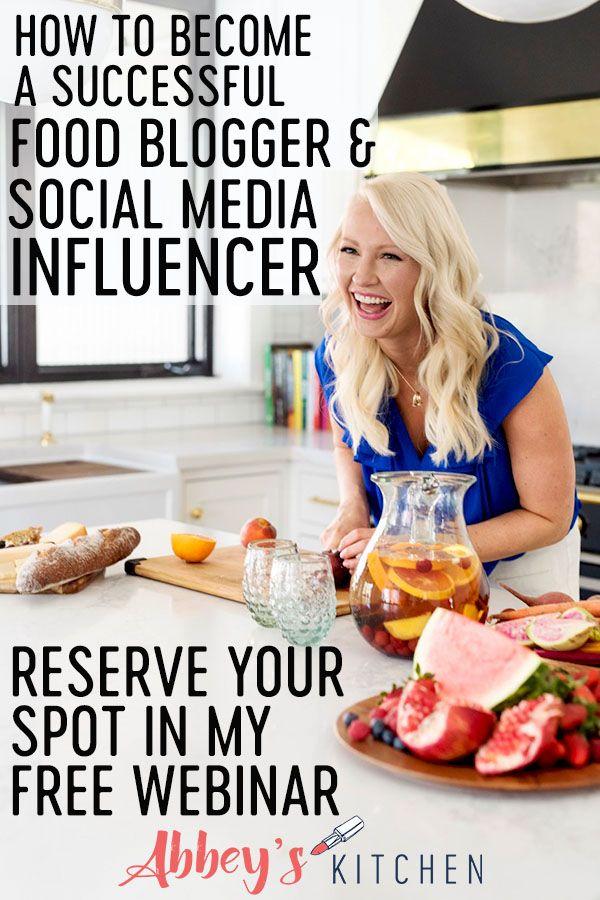 Becoming A Social Media Influencer Nutrition Recipes Healthy Food Habits Food