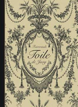 I have a massive toile de juoy obsession...lets cover EVERYTHING in toile!!!Wallpapers Book, Decor French, Toile, French Wallpapers, De Toile, Toile Fabrics, Toile Wallpapers, Jouy Fabrics, Toile Book