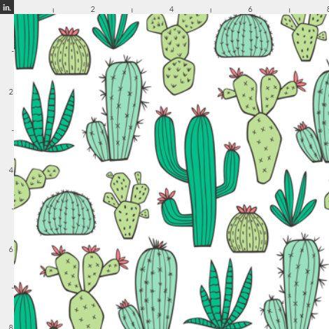 Baby Bedding Crib Bedding Cartoon Cactus Baby Blanket