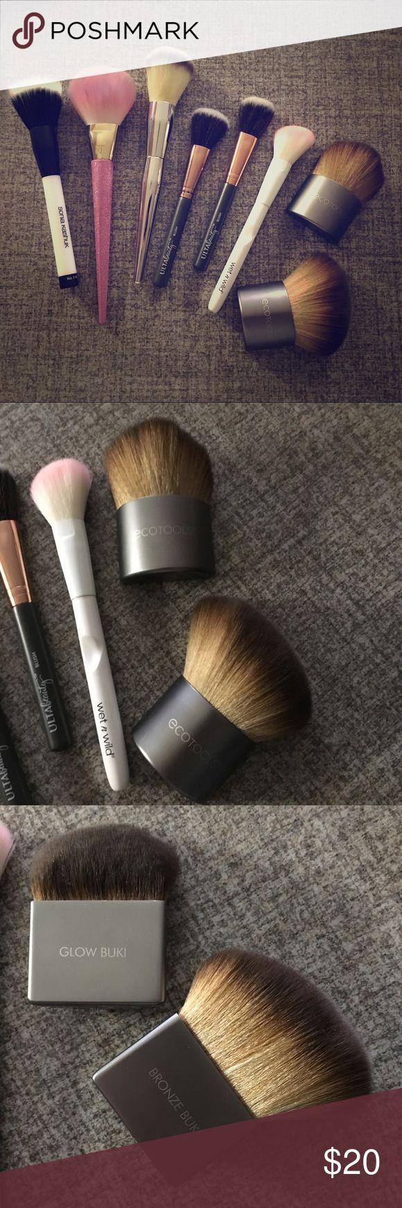 #brushes #bundle #diesem #echte #enthalten #makeup