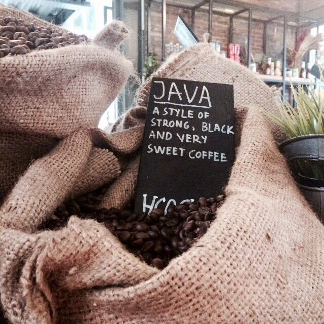 Java #coffee