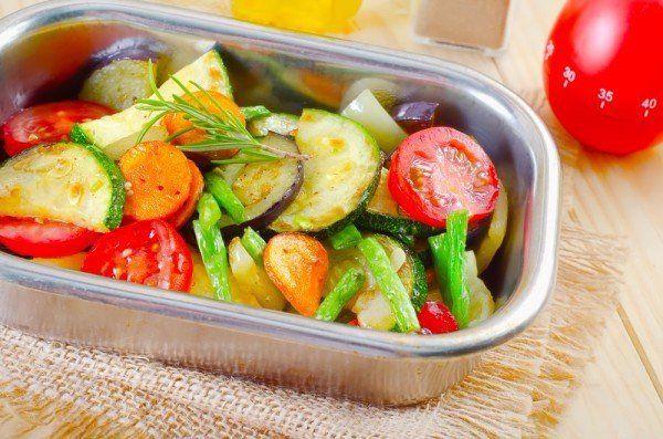 Тушеные овощи в духовкеИнгредиенты2 моркови средние2 кабачка средних1… | Кулинарные рецепты c фото