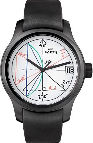 Fortis Edition Rolf Sachs 2 PI 655.18.92.K Automatic Mens Watch Highly Limited Edition