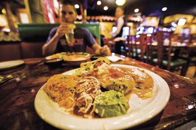 Chihuahuas Restaurant El Paso Tx