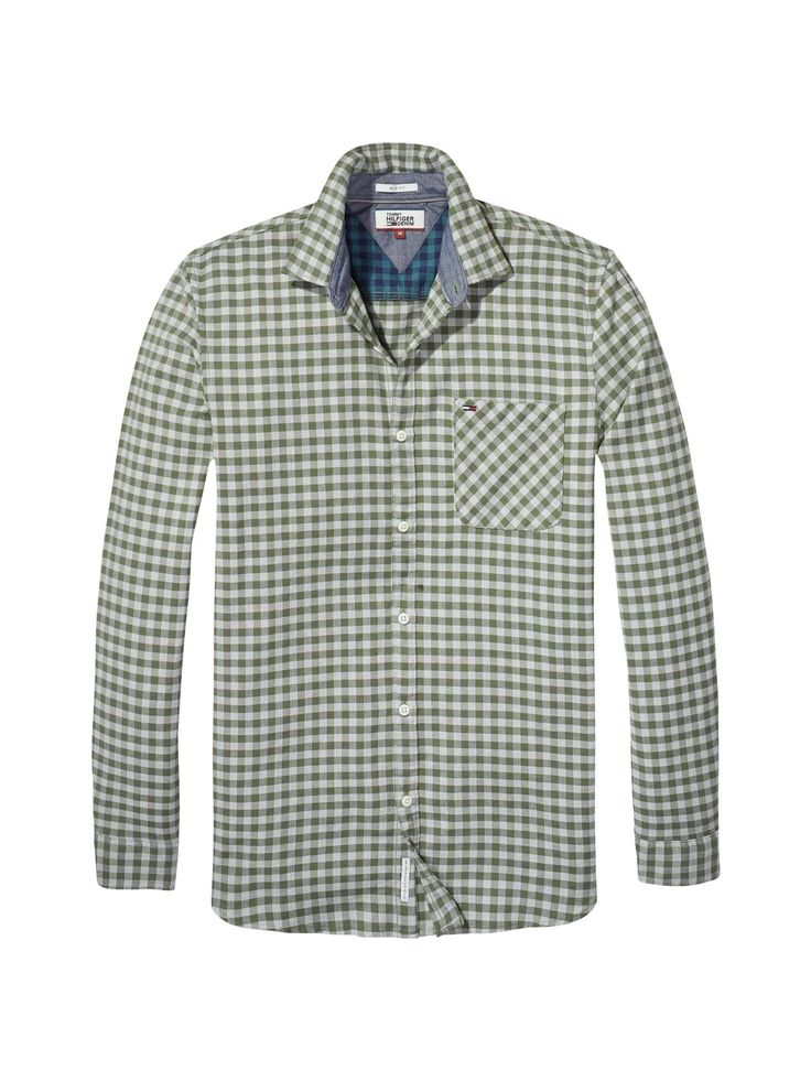 Buy your Tommy Hilfiger Gingham Check Shirt online now at House of Fraser. Why not Buy and Collect in-store?