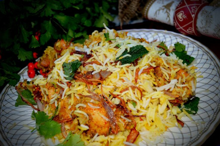 New Blog Post: The Iconic Biryani November 27 2015 at 08:20PM