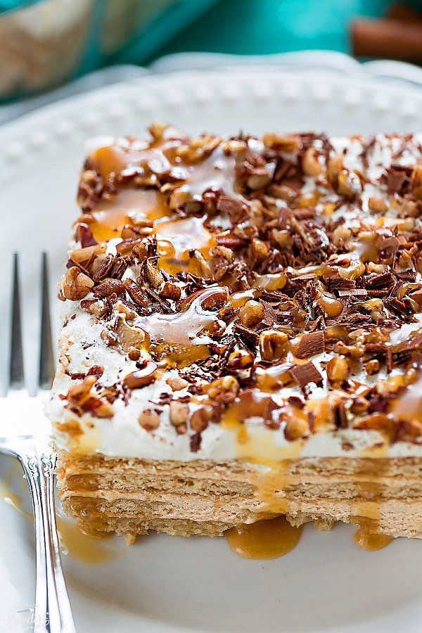 Hem bisküvi hem pasta hem de bal kabaklı!