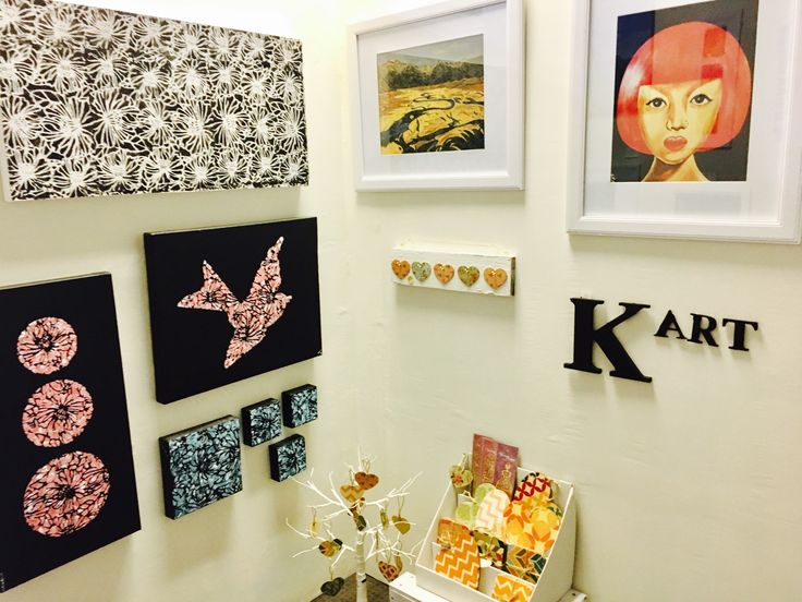 Art display katherine swain