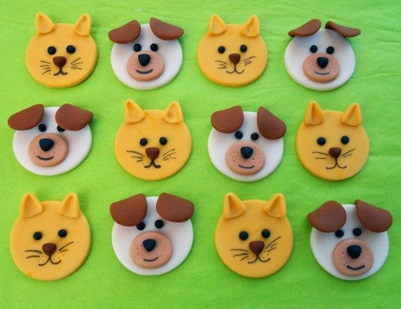 die besten 25 fondant hund ideen auf pinterest fondant tiere tutorial fondantblumen und. Black Bedroom Furniture Sets. Home Design Ideas