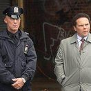Robert John Burke and Kevin Chapman as Lt. Simmons and Ofc. Young, Williamsburg PD