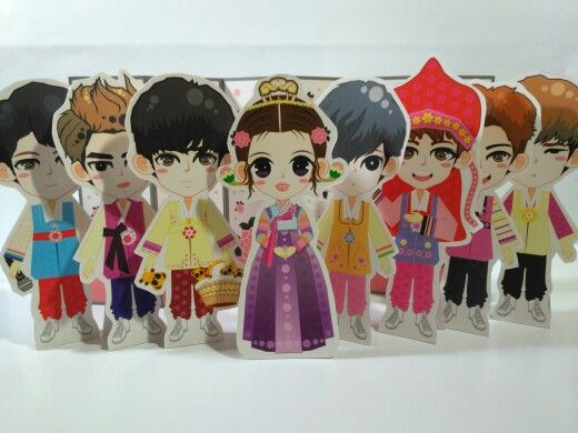 Paper Standee